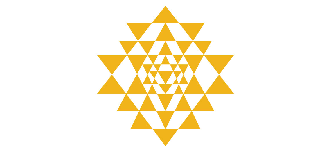 SriYantra Illustration