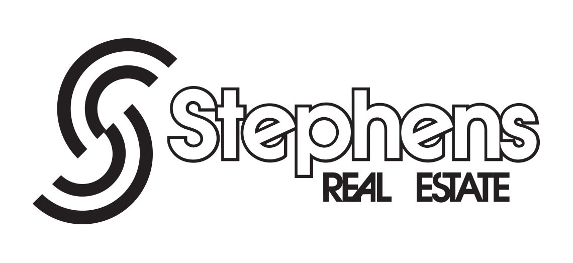 Stephens Real Estate Retro Logo