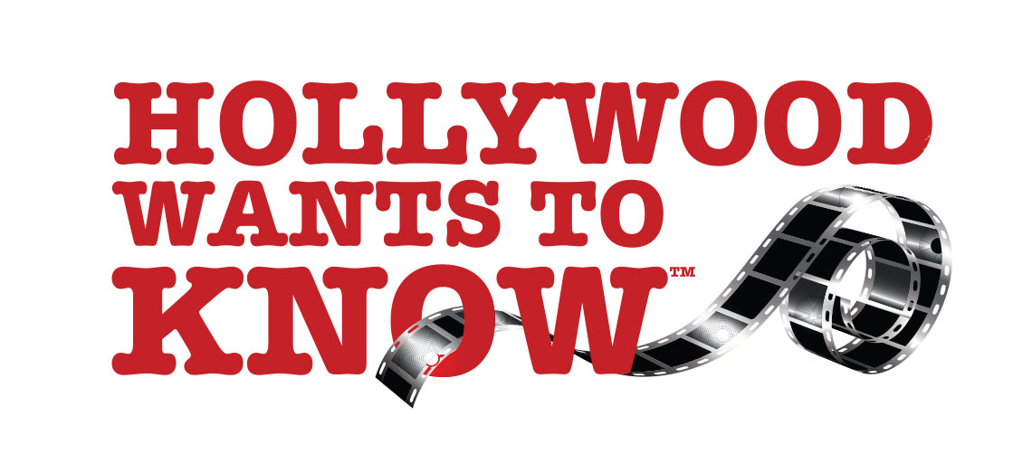 Hollywood Wants to Know Movie Marks Logo
