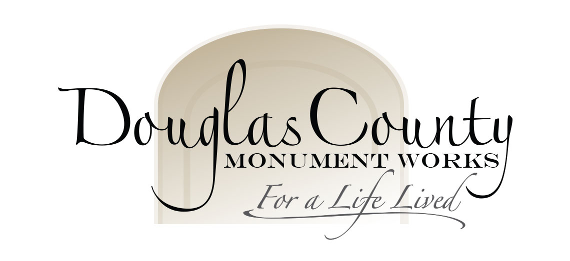 Douglas County Monument Works Logo