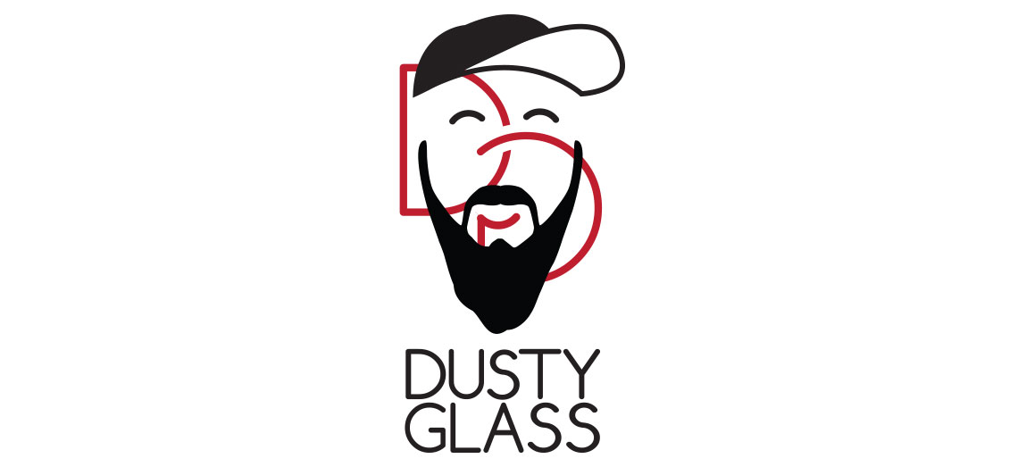 Dusty Glass Logo