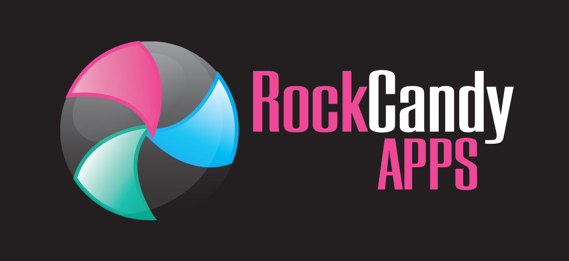 Rock Candy Apps Logo