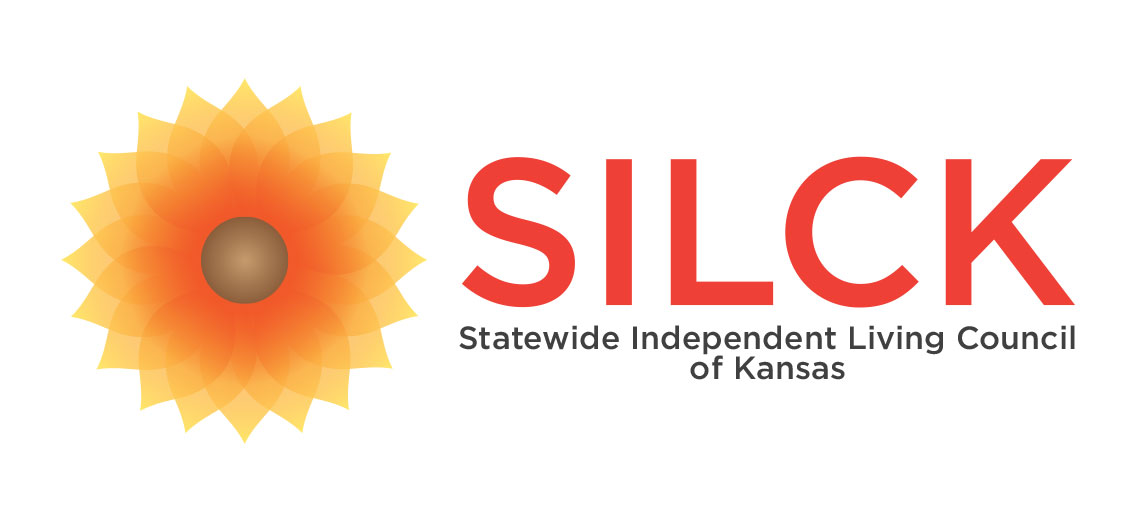 Statewide Independent Living Council of Kansas SILCK Logo