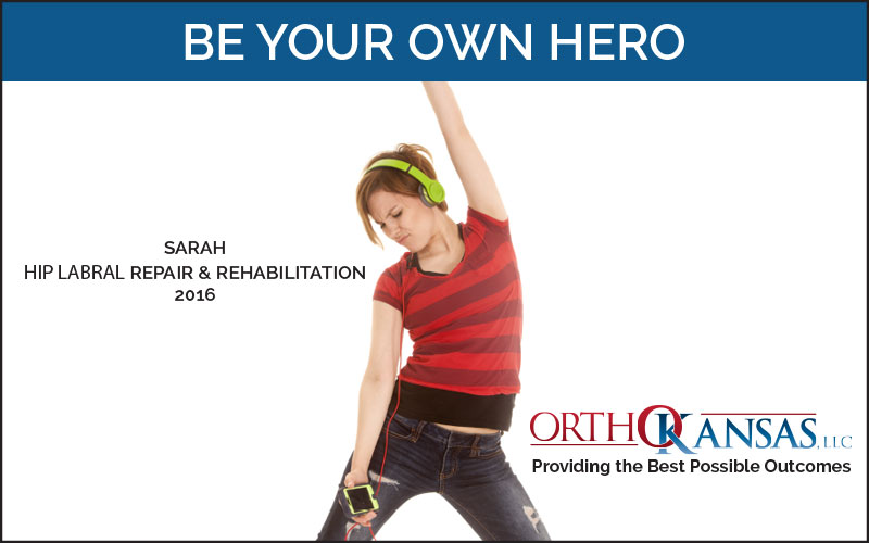 Marketing Ad Design for OrthoKansas Lawrence Kansas by The PixNinja Un Agency