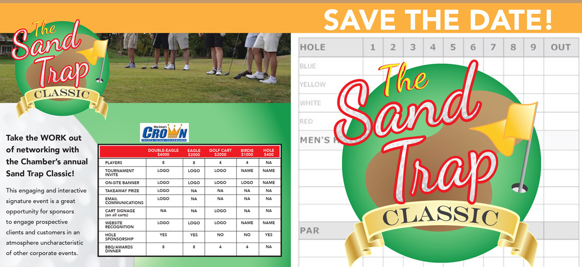 Lawrence Chamber Sand Trap Classic Program