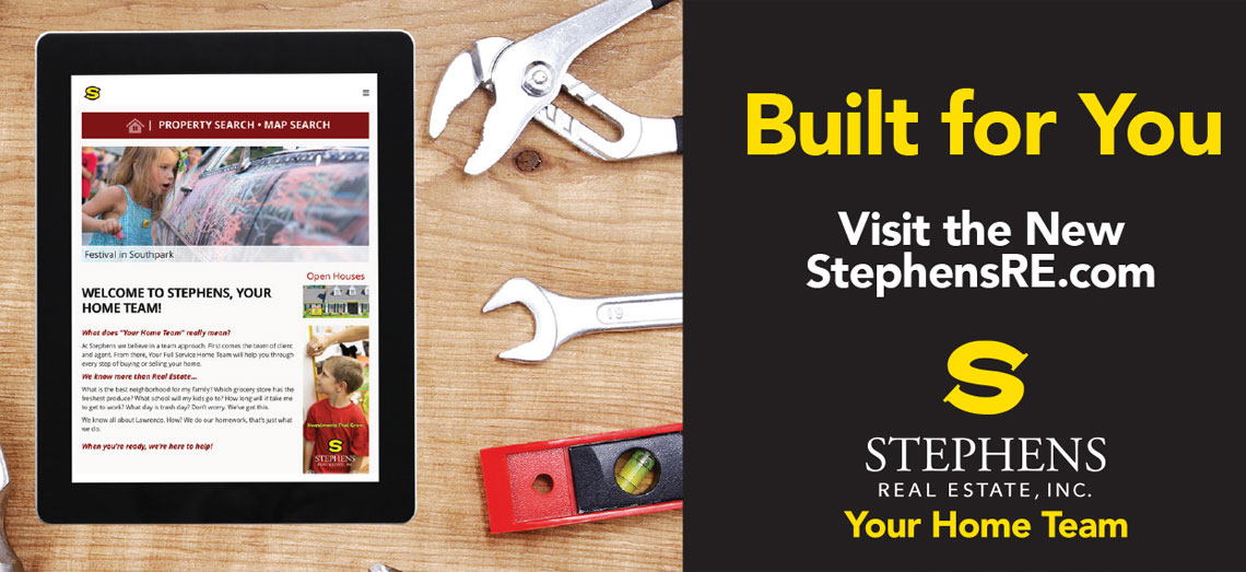 Stephens Built for You Ads