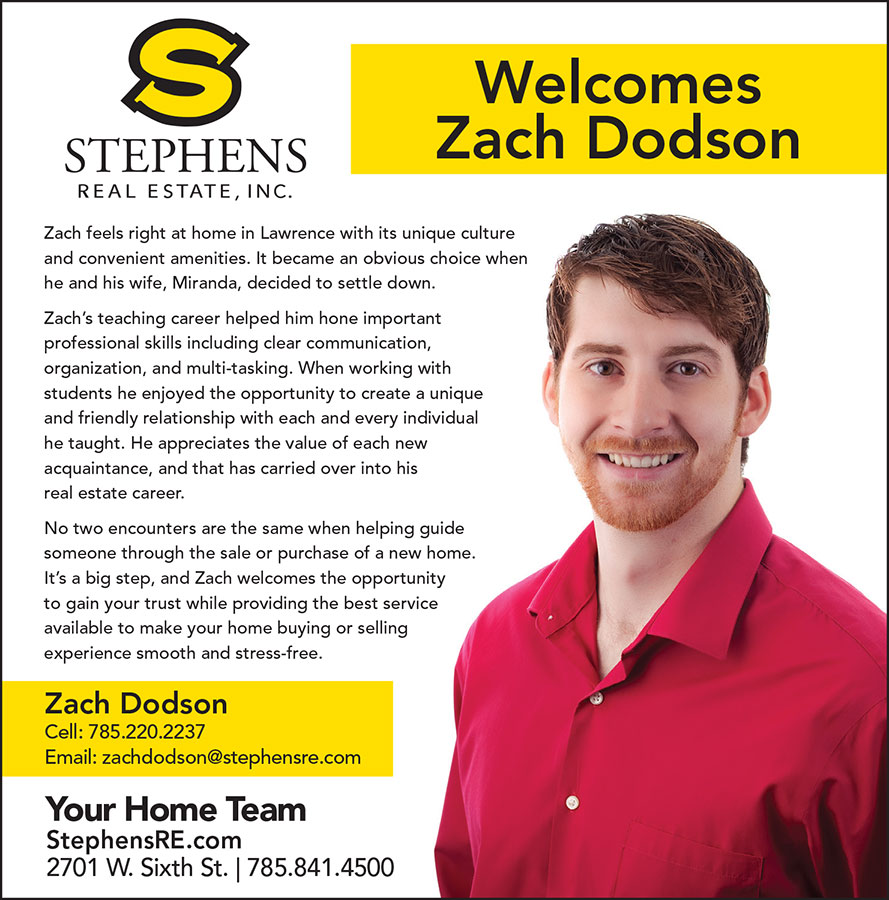 Stephens New Agent Ad