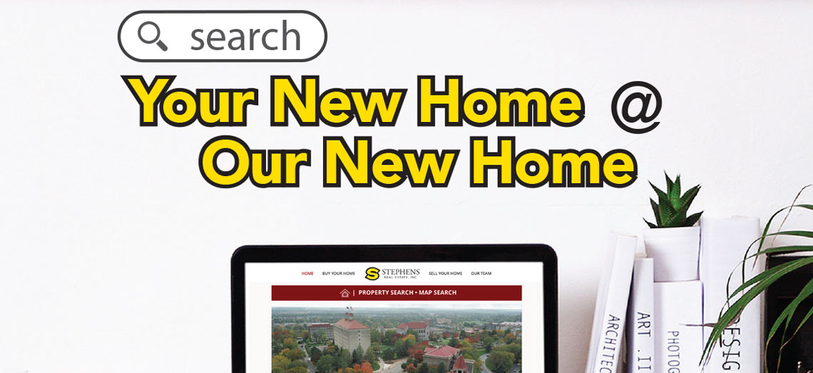 Stephens Your New Home Ads