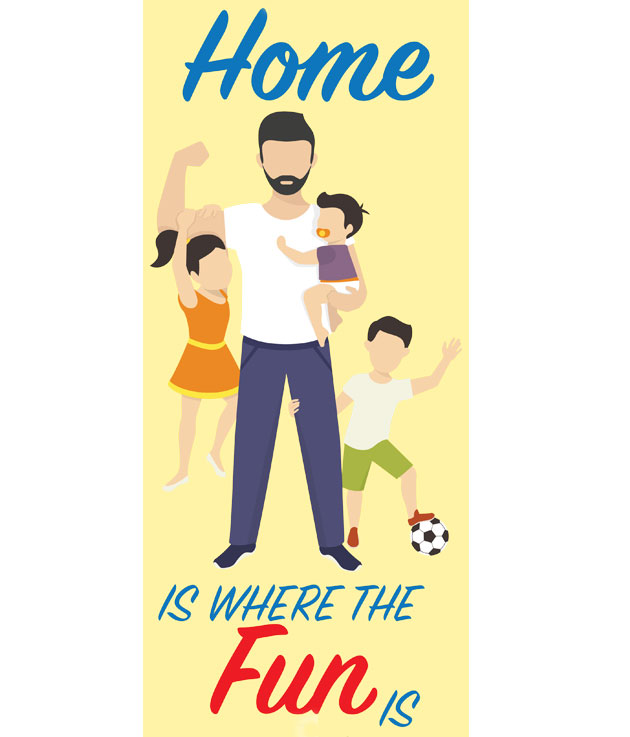 Home Is Marketing Campaign for Stephens Real Estate