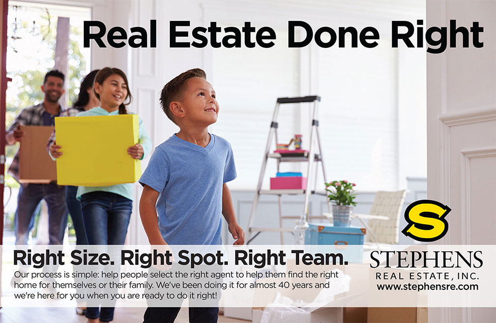 Real Estate Done Right Marketing Campaign for Stephens Real Estate