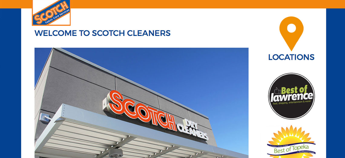 Scotch Cleaners Website